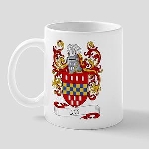 Lee Coat of Arms Mug
