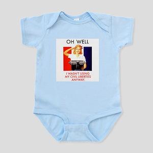 Civil Liberties Infant Creeper