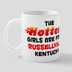 Hot Girls: Russellville, KY Mug