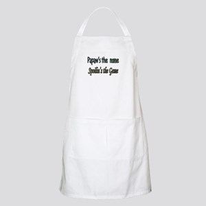 CLICK TO VIEW papaw's the nam BBQ Apron