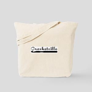 Crochetville Tote Bag