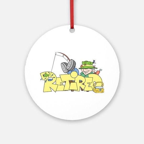 Retired Ornament (Round)