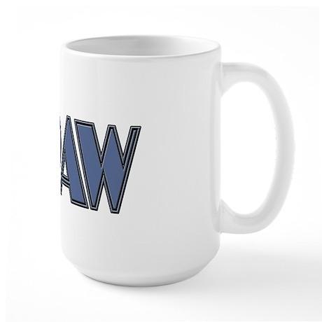 CLICK TO VIEW Papaw Large Mug