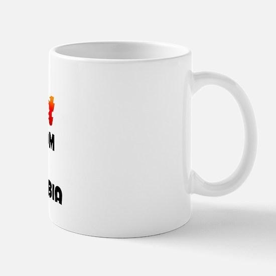 Hot Girls: Kelowna, BC Mug