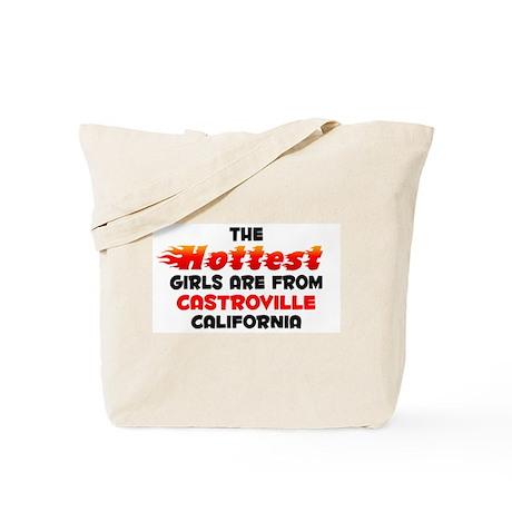 Hot Girls: Castroville, CA Tote Bag