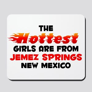 Hot Girls: Jemez Spring, NM Mousepad