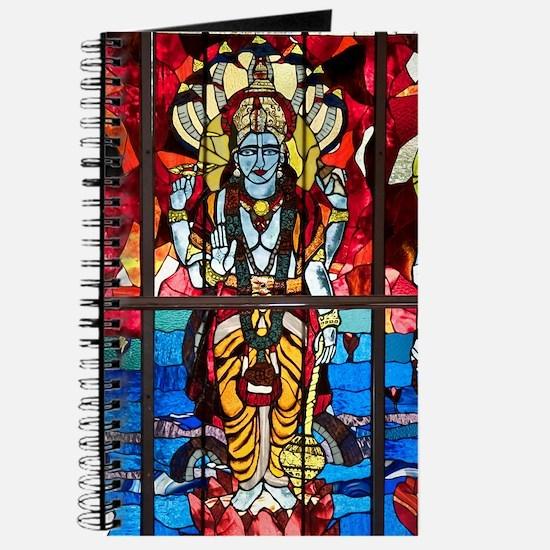 Trinity Stained Glass Window Journal