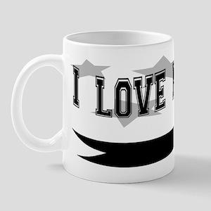 I Love Marissa Mug
