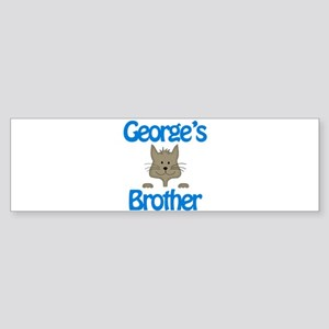 George's Brother Bumper Sticker
