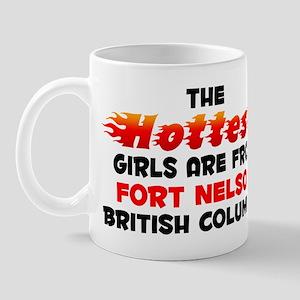Hot Girls: Fort Nelson, BC Mug