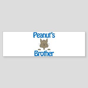 Peanut's Brother Bumper Sticker