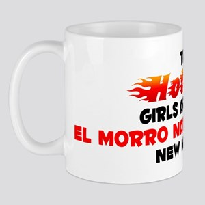Hot Girls: El Morro Nat, NM Mug