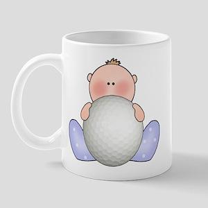 Lil Golf Baby Boy Mug