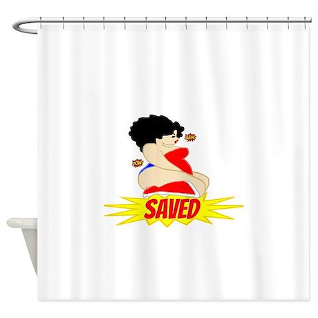 Bbws in the shower
