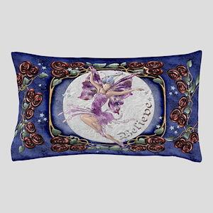 Harvest Moons Rose Fairy Pillow Case
