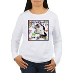 Cat Virgo Women's Long Sleeve T-Shirt