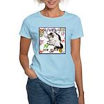 Cat Virgo Women's Light T-Shirt