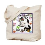 Cat Virgo Tote Bag