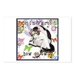 Cat Virgo Postcards (Package of 8)