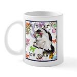 Cat Virgo Mug