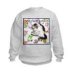 Cat Virgo Kids Sweatshirt