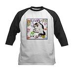 Cat Virgo Kids Baseball Jersey