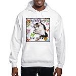 Cat Virgo Hooded Sweatshirt