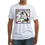 Cat Virgo Fitted T-Shirt