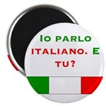 Io parlo italiano/Magnet