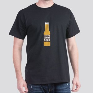 Thinking about Beer bottle Cjz0m T-Shirt