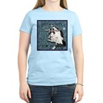 Cat Libra Women's Light T-Shirt