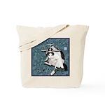 Cat Libra Tote Bag