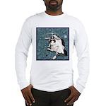 Cat Libra Long Sleeve T-Shirt