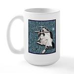 Cat Libra Large Mug