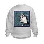 Cat Libra Kids Sweatshirt
