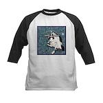 Cat Libra Kids Baseball Jersey