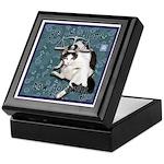 Cat Libra Keepsake Box