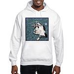 Cat Libra Hooded Sweatshirt