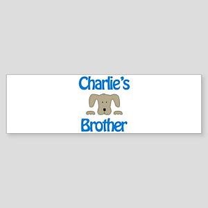 Charlie's Brother Bumper Sticker