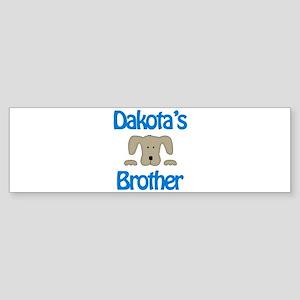 Dakota's Brother Bumper Sticker