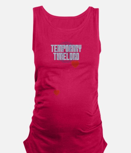 Temporary Timelord Tank Top