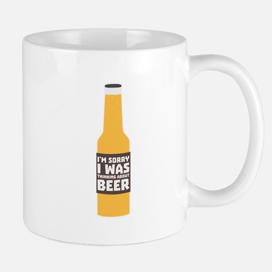 Thinking about Beer bottle Cjz0m Mugs