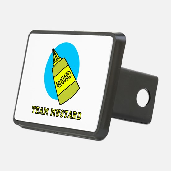 Team Mustard Hitch Cover