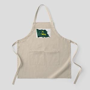 Mauritania Flag BBQ Apron