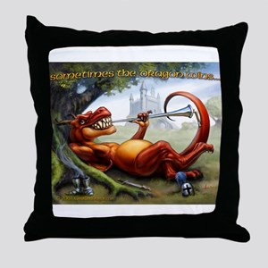 GRD Throw Pillow