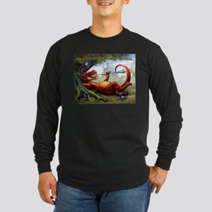 GRD Long Sleeve Dark T-Shirt