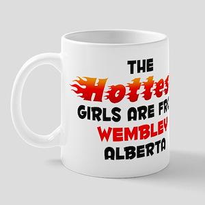 Hot Girls: Wembley, AB Mug