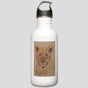 Lion Cub Stainless Water Bottle 1.0L