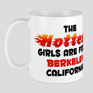 Hot Girls: Berkeley, CA Mug