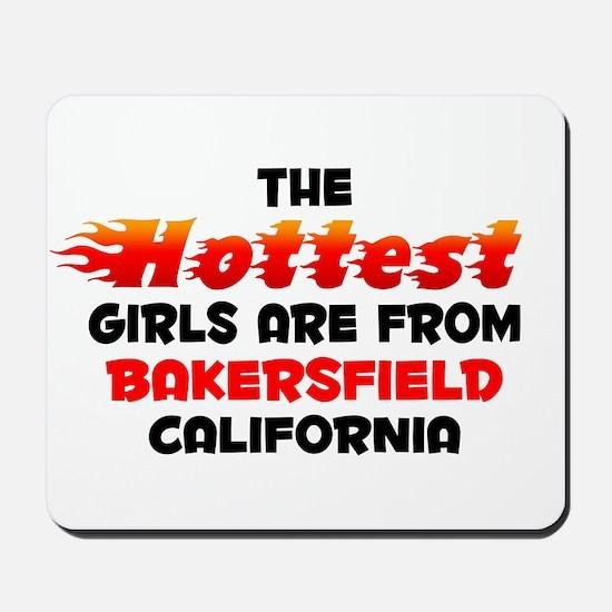 Hot Girls: Bakersfield, CA Mousepad